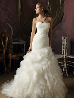 Mori Lee (モリリー) ウエディングドレス