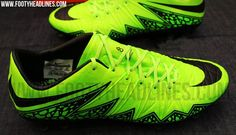 3e84f5426 Green Nike Hypervenom Phinish 2015 Boots Leaked - Footy Headlines Nike  Soccer, Soccer Cleats,