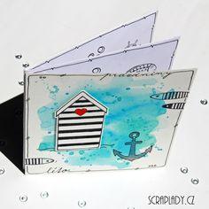 SCRAPLADY.CZ: Obálkové minialbum Marina