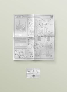 Today / Instructions on Behance