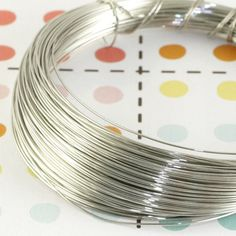 27 metres of Copper Craft Wire  0.4mm  by JosyroseHaberdashery