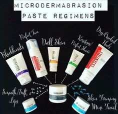 Rodan and Fields microdermabrasion paste is a basic must have for all skin types. Visit my website at http://MandyZipoli.myrandf.com