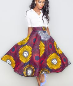 Imagine African Fashion, trending on Google right now. What will be landscape look like? Who will be the leaders, the designers to know, the writers to love (hopefully us) and the sites to shop? Th...