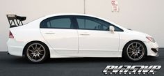 1500mm Voltex Type 1 for Honda Civic FD2 | Evasive Motor Blog