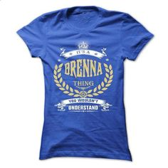 BRENNA . its a BRENNA Thing You Wouldnt Understand  - T - #grafic tee #hoodies for teens. ORDER HERE => https://www.sunfrog.com/Names/BRENNA-its-a-BRENNA-Thing-You-Wouldnt-Understand--T-Shirt-Hoodie-Hoodies-YearName-Birthday-51113121-Ladies.html?68278