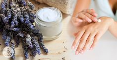 Why is it important to have healthy nails and cuticles? The answer is inside along with a homemade lavender cream recipe for healthy nails and cuticles!