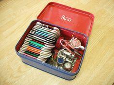 私の裁縫箱 : つーのツル的カメ生活