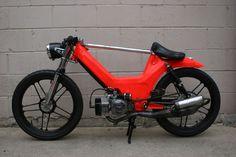 Input on Mopeds - Honda-Tech
