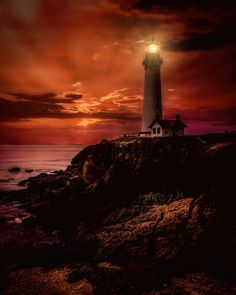 Photograph Lighthouse at Pigeon Point by Jeffrey McPheeters on 500px