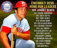 Baseball Players, Baseball Cards, Brandon Phillips, George Foster, Tony Perez, Eric Davis, Johnny Bench, Cincinnati Reds Baseball, Ken Griffey