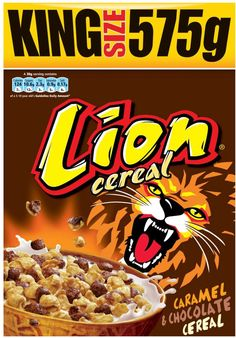 Lion cereal - amazzzing