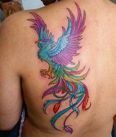 colorfull-phoenix-tattoo-for-men