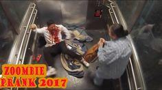 ZOMBIE PRANK ! Scare Prank Funny 2017 Funny 2017, Funny Videos 2017, Zombie Prank, Pranks, Youtube, Youtubers, Youtube Movies, Senior Pranks, Jokes