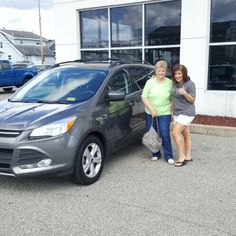 Turnpike Ford wishes to thank Merideth Robinson for her business