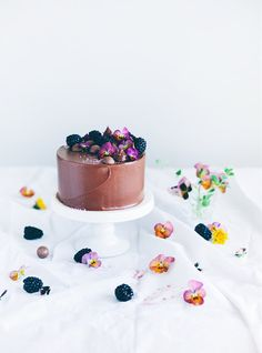 Call me cupcake - Chocolate Nutella Cake