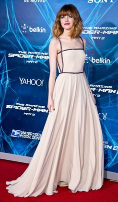 There are different approaches to red carpet dressing. The ladies on this week's list showed us the coolest way to do it: relaxed yet elegant, effortless yet polished and just enough je ne sais quoi.