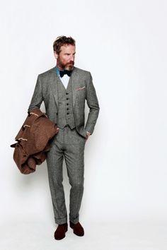 Ovadia & Sons, Men's Fall winter Fashion.