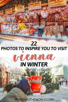 Vienna winter travel: From Christmas markets to decorated streets, here are 22 photos of Vienna Austria in winter that will fuel your wanderlust fun things to do in Vienna in winter) Vienna Christmas, Best Christmas Markets, Christmas Travel, Europe Christmas, Christmas 2019, Holiday Travel, Innsbruck, Salzburg, Europe Travel Guide