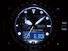 GWN-1000B-1AJF - 製品情報 - G-SHOCK - CASIO