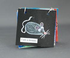 ...make cute little books!