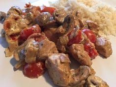 Low Carb: Kräuter-Tomatenpfanne mit saftigem Geflügelfleisch, ein beliebtes Rezept aus der Kategorie Studentenküche. Bewertungen: 217. Durchschnitt: Ø 4,5.