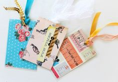 11 DIY Luggage Tags for Your Next Adventure via Brit + Co