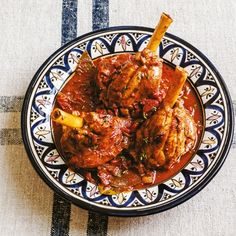 Lamb shank and tomato tagine | Sabrina Ghayour Recipes | Comfort Food recipes - Red Online