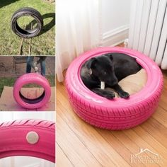 What To Do With Old Tires 8
