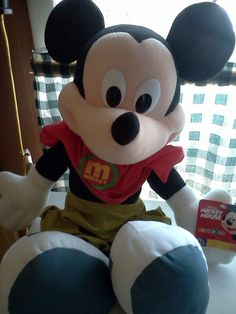 Mickey Mouse for bubba
