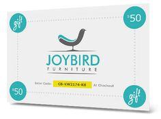 Joybird Furniture On