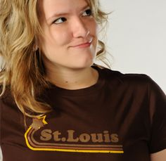 St Louis (with star) by STLStyle.com