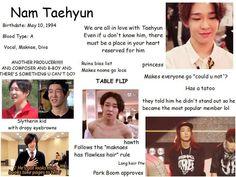 WINNER Taehyun. Will ruin your bias list, I speak from experience smh