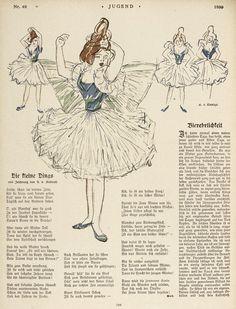 Jugend Zeitschrift Nr. 49, 1899
