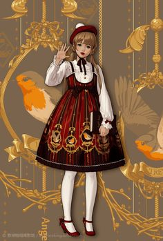 Classic Lolita AngelsHeart|LOFTER(乐乎) - 记录生活,发现同好