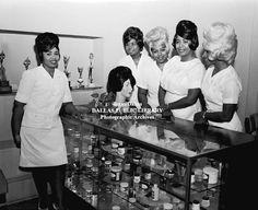 Madame CJ Walker's Shop...    I Love Black History Month