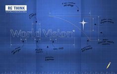 re-Think World Vision Project on Web Design Served