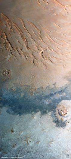 North Pole, Mars