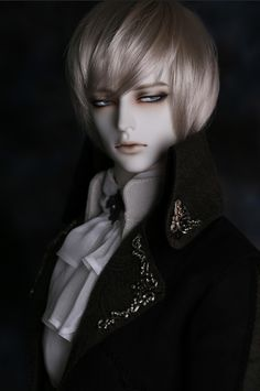 198.00$  Watch here - http://alisit.worldwells.pw/go.php?t=32728930353 - Saint Valentine's  Doll BJD SD doll 3 soom r hyperon Hunter half sleeping boys  without shoes clothes makeup