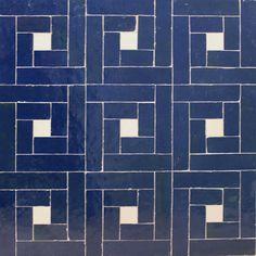 Guest Bathroom tile - Midi L 21-1 Mosaic House Mosaic Tile