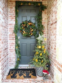 Christmas Front Porch 2016