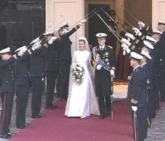 Galería de imágenes - Foto 13 - Ceremonia religiosa en Nieuwe Kerk, Máxima ya es Princesa de Holanda