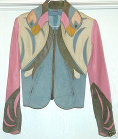 East West Musical Instruments Parrot jacket, pastels
