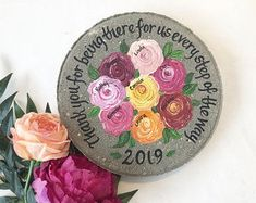 Mothers Day Gift for Mom Mother Gift Valentines Day Garden Stone Personalized with names in flowers Mother Gift Mothers Day Gift Valentine Gifts For Mom, Christmas Gifts For Mom, Birthday Gifts For Her, Valentines, Etsy Christmas, Love Gifts, Unique Gifts, Grandmother's Day, Wedding Gifts For Parents