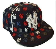 29908acd1c126 American Needle New York Yankees Baseball Cap Hat Size 7 1 4 USA Seller  Black  AmericanNeedle  NYYankees