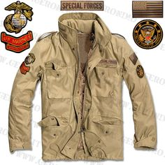 17 Best M65 Field Jacket images  5997f374f86