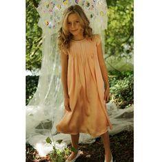 Cloud Dress - Coral - Bridesmaid Dresses - Bridesmaids