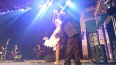 El Tango se vive en #LaFalda
