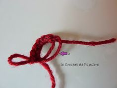 le Crochet de Pandore: Tuto Cercle Magique Crochet Necklace, Crochet Patterns, Diy, Mars 2017, Crocheting, Creative, Amigurumi Patterns, Crochet Scarf Easy, Crochet Elephant