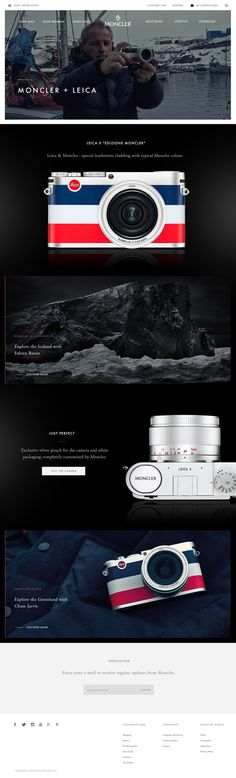 Design pitch for e-commerce website.