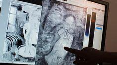 Hallan retrato oculto en un Picasso